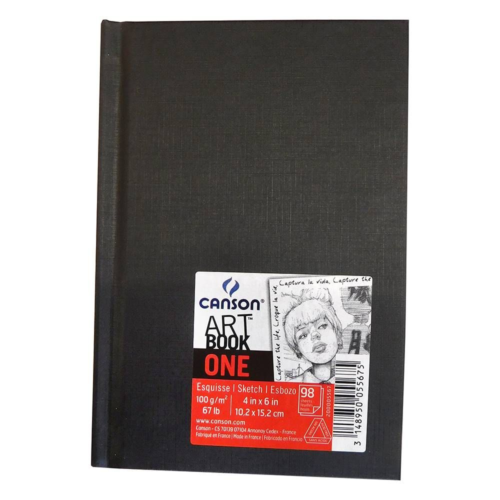 Bloco Canson Art Book One - A5