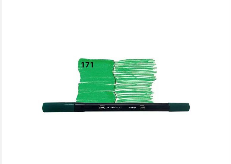 Brush Pen Dual Bismark - 171