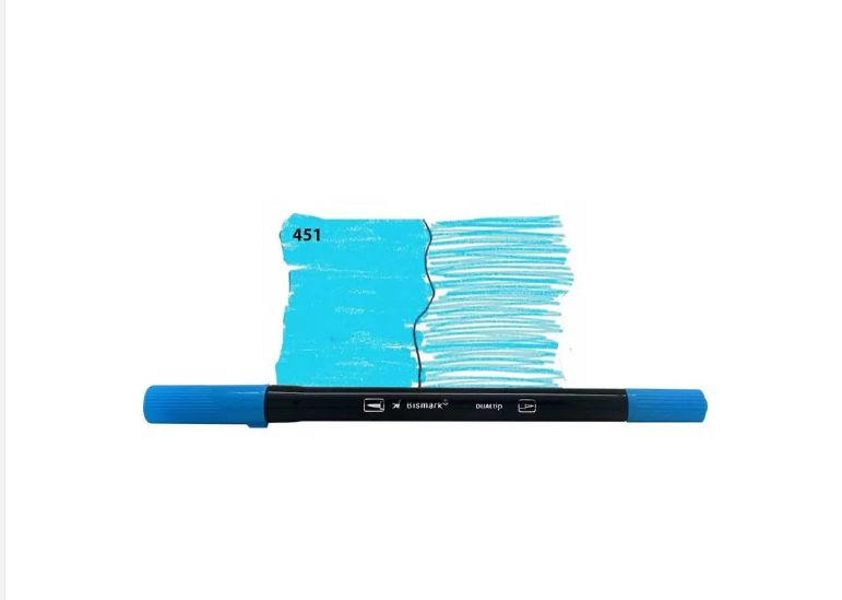 Brush Pen Dual Bismark - 451