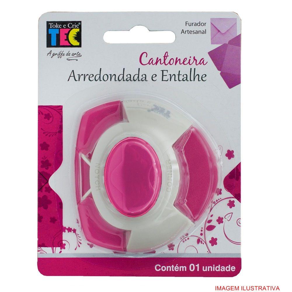 Cantoneira Arredondada e Entalhe - 17671 (FCAE01)