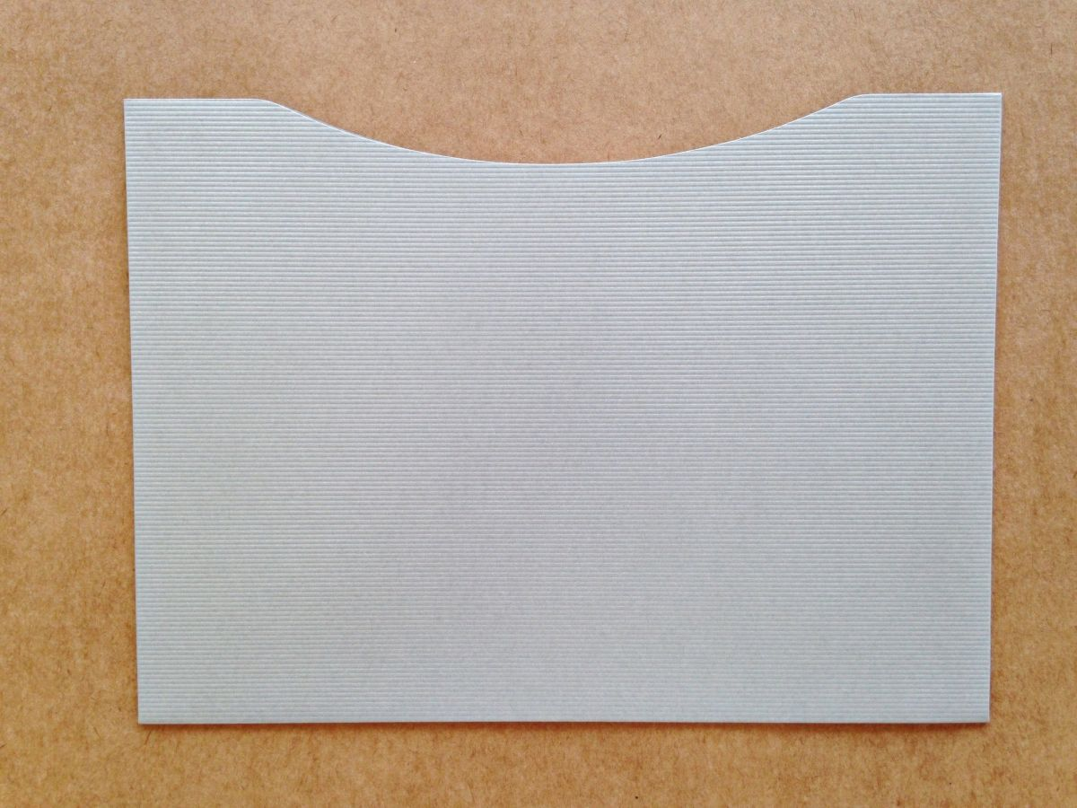 Envelope Bolso - Del Plata linear