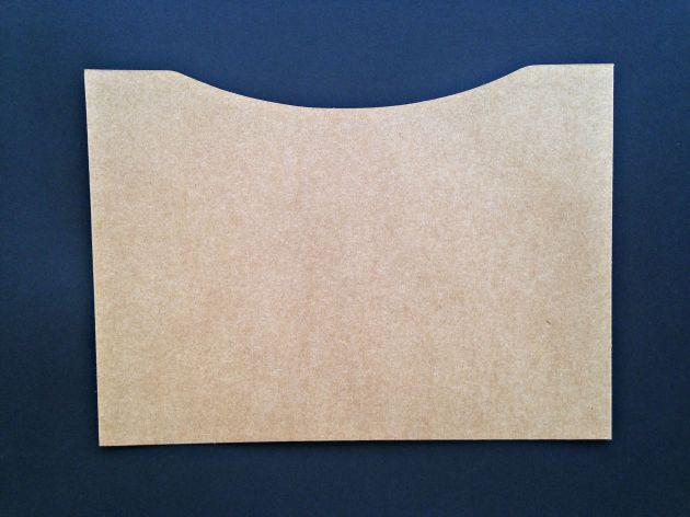 Envelope Bolso - Kraft