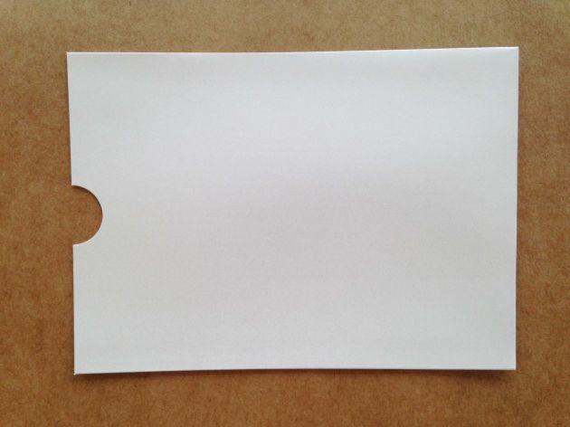 Envelope Luva - Aspen