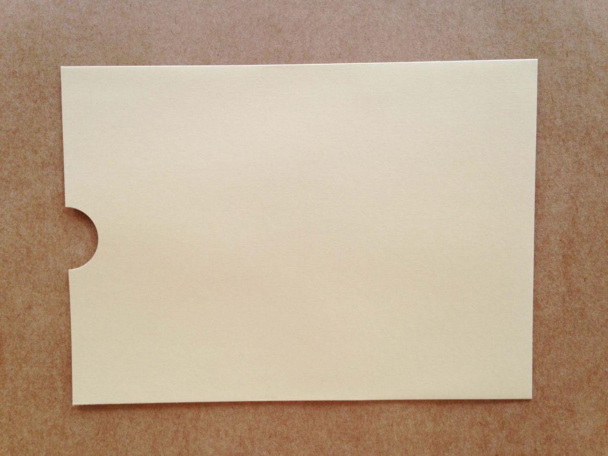 Envelope Luva - Sahara