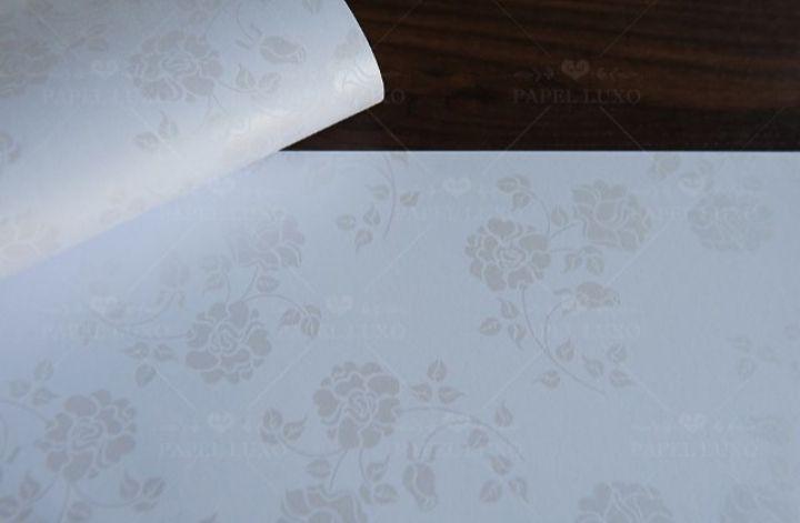 Papel Flor dos Alpes Perolizado A4 180gm - Unidade