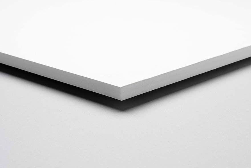Foam Branco x Branco A3 - 5mm