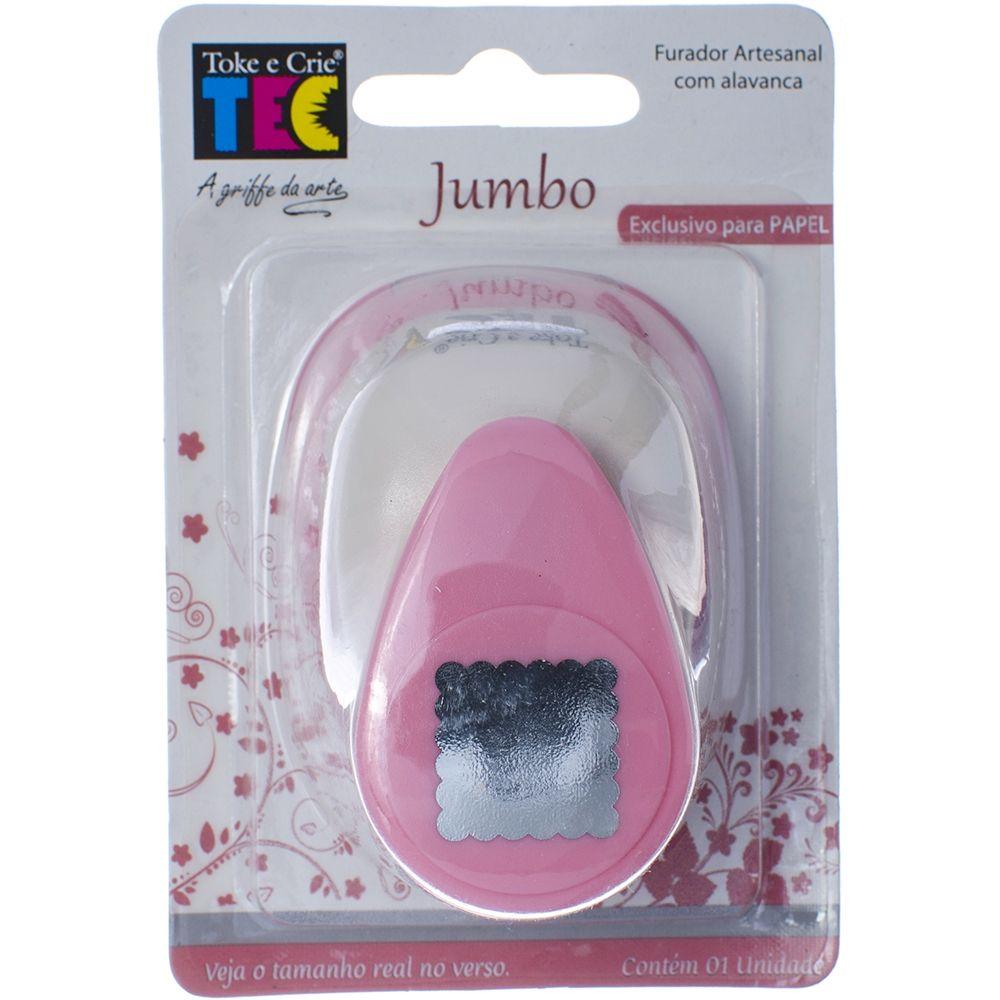 Furador Jumbo - Escalope Quadrado 12262 (FJA060)
