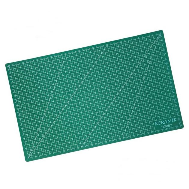 Manta P/ Corte KERAMIK A2 - 58 x 43 cm