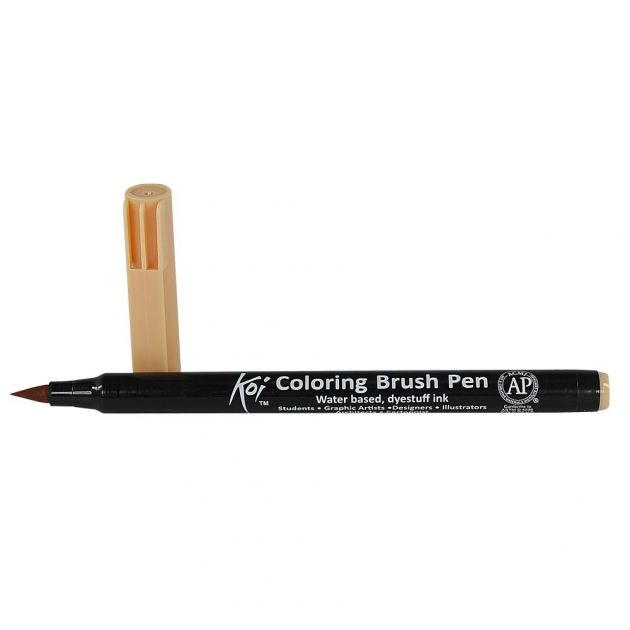 Caneta Brush Koi #407