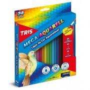 Lápis Aquarelável Tris - 24 Uni