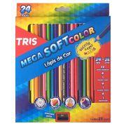 Lápis Permanente Tris - 24 Uni